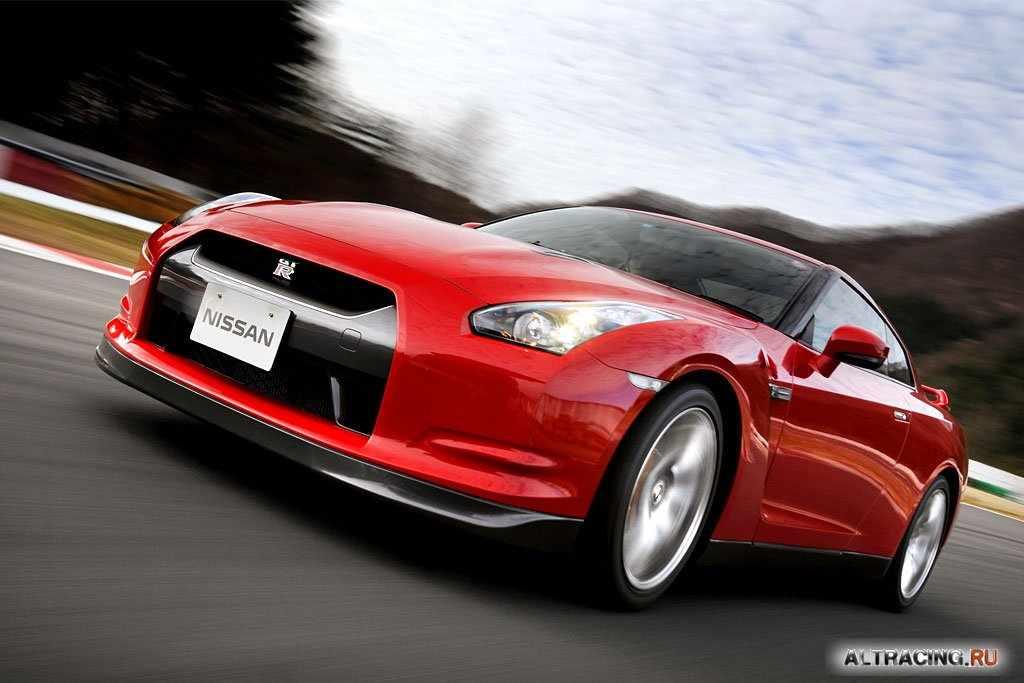 Nissan GT-R покажут европейцам в Женеве (44 Фото) .