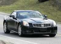 Новая внешность Cadillac XLR