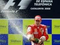 Кими Райкконен победил на гран-при Испании