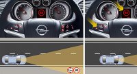 Opel Insignia научат видеть дорожные знаки