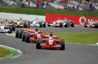 Команда Ferrari стал победителем гран-при Франции