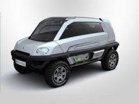 В 2010 Mercedes обещает показать свой электромобиль