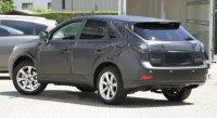 Новый Lexus RX шпионские фото