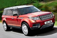У Land Rover готовит новую модель внедорожника