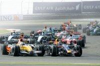 Болиды формулы-1 будут участвовать в показательных гонках в Москве