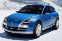 Новый кроссовер появится у Renault в 2012 году