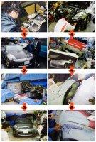 Как из Nissan 350Z сделать Nissan 370Z