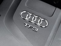 Новый 3.0 TFSI литровый с надувом двигатель представила Audi