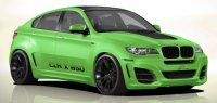 BMW X6 от Lumma Design