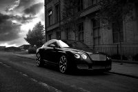 Bentley Continental GTS «Black Edition» Kahn Design (4 фото)