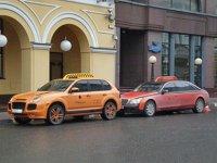 Прокатиться в Москве на Maybach очень просто