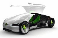 Новые концепты от Volkswagen (3 фото)