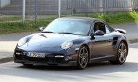 Porsche 997 Turbo Cabrio изменения на лицо