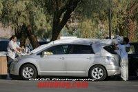 Mark X Zio новый универсал от Toyota (6 фото)