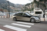 Вгляд Carlsson на Mercedes S-Class
