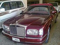 Rolls-Royce Corniche от Саддам