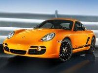Porsche Cayman S станет спортивнее