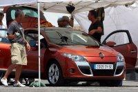 Renault Megane - новая внешность