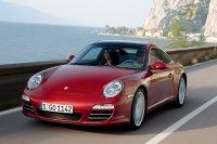 Porsche показала обновленные 911 Targa 4 & Targa 4S (5 фото)