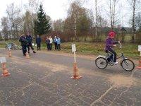 «Безопасное колесо» новый конкурс ГИБДД для юных жителей Алтайского края