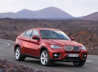 BMW X5 и X6 в 2009 году станут мощнее