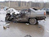 Число ДТП на дорогах России пошло на спад
