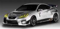 Hyundai Genesis Coupe в доработке от Rhys Millen Racing