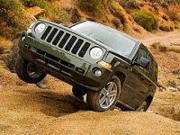 Обновленные Compass и Patriot 2009 от компания Jeep (6 фото)