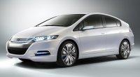 Honda готовит дешевый гибрид Insight 2