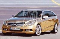 CLT спортивный универсал от Mercedes-Benz (2 фото)