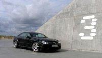 Породистый скокун Mercedes-Benz CLK 63 AMG в доводке от Kleemann (4 фото)