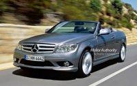 Mercedes-Benz порадует своих почитателей кабриолетом CLR