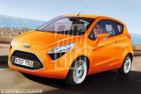 Ford A-Max -  новый однообъемник класса А