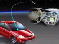 Скорость автомобиля будет контролировать спутник