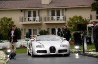 Bugatti Veyron GT и табун в 1.350 лошадей
