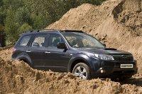 Subaru Forester - новый лесник