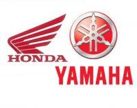 Honda и Yamaha готовят электробайки