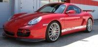 TPC Racing прокачала Porsche Cayman