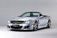 Инженеры Lorinser показал свой Mercedes-Benz SL