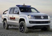 Volkswagen показал просто Pickup