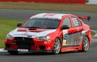 Mitsubishi Lancer Evolution X в доводке от ADR Motorsport