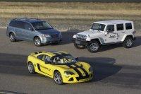 Lotus, Chrysler и Dodge будут делать электрокары (4 фото)