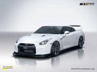 600 сильный Nissan Skyline GT-R от тюнеров Amuse (6 фото)