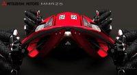 MMR25 ралийный концепт от Mitsubishi