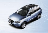 Hyundai Santa Fe получит приставку blue