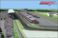 """С октября начнется строительство Moscow Raceway для """"Формулы-1"""" и MotoGP"""