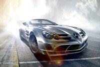 Mercedes-Benz SLR McLaren Roadster 722 S эксклюзив в 150 штук