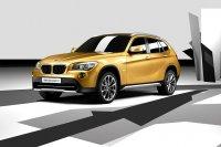 Каким он будет - новый BMW X1 (44 фото)