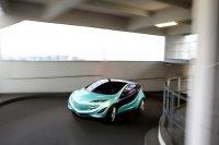 Mazda удивила футуристичным концептом по имени Kiyora (24 фото)