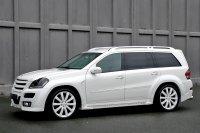 Mercedes-Benz GL по прозвищу MAMMUT от ART